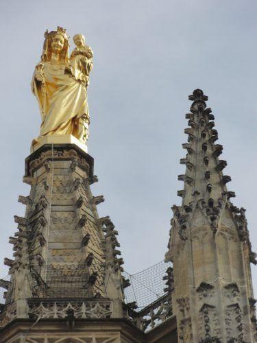 Statue Pey-Berland