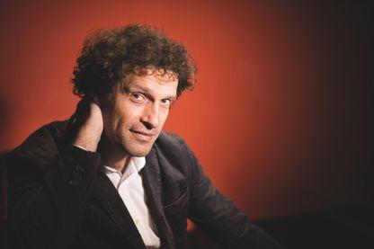 Le philosophe et humoriste Yves Cusset