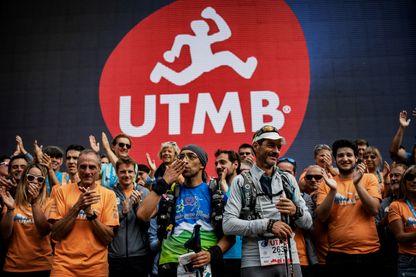 coureurs de l'ultra trail en septembre 2018