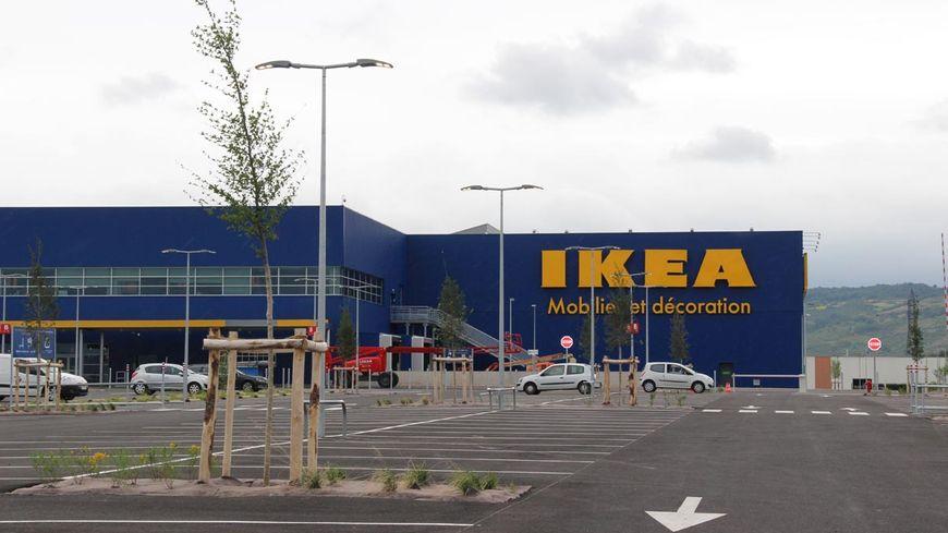Un magasin Ikéa est prévu à l'est du Mans