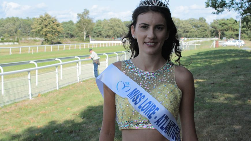 Camille Marteau a été élue Miss Loire-Atlantique ce dimanche 18 août.
