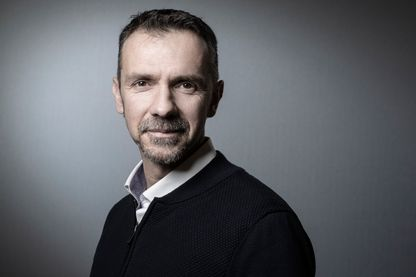 Le romancier Franck Thilliez