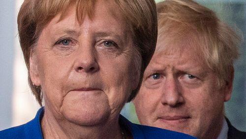 Les Européens accentuent la pression sur Boris Johnson