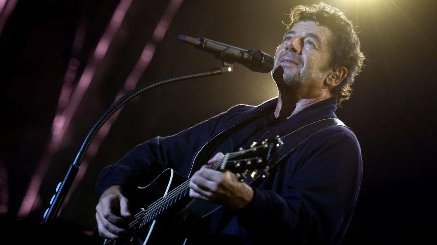 Patrick Bruel, en concert cette année au festival Musicalarue à Luxey