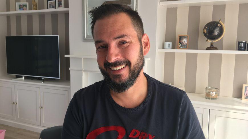 Thomas Vincent, 35 ans après son passage dans l'Ecole des Fans