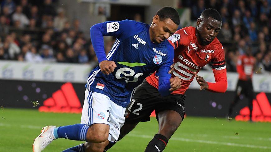 Le 18 mai dernier Rennes s'était imposé 2-0 à Strasbourg lors de 37e journée de Ligue 1