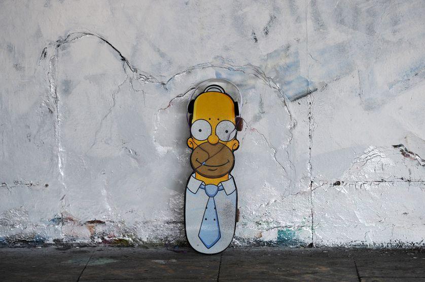 On A Tous Quelque Chose En Nous D Homer Simpson