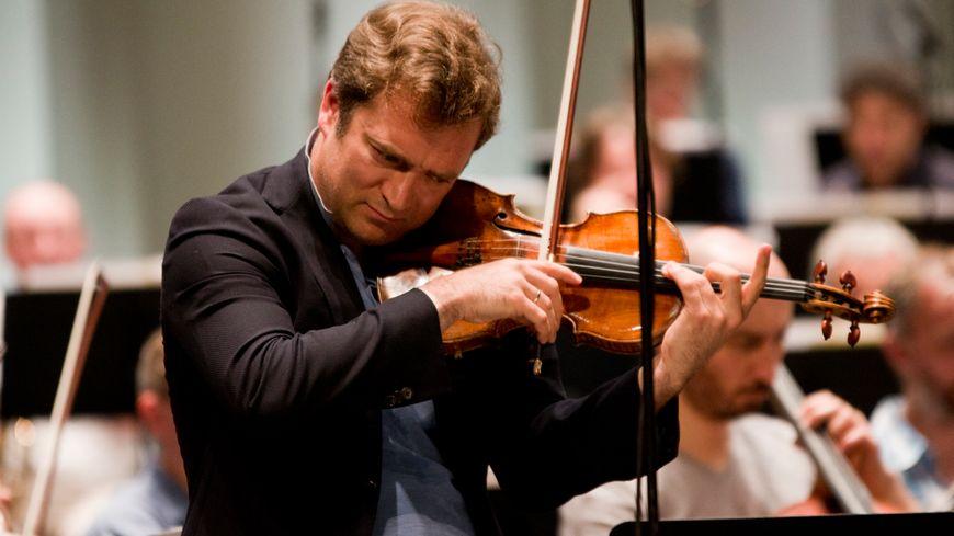 Renaud Capuçon, violoniste Montpellier, Festival Radio France
