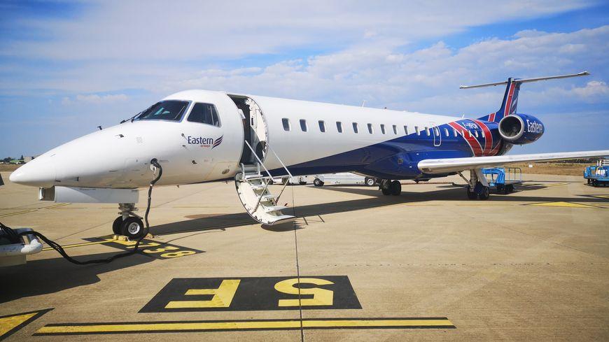 L'avion du Stade Brestois coincé à Nîmes