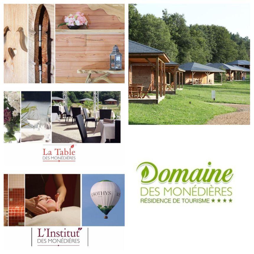 La résidence 4* Domaine des Monédières en Corrèze