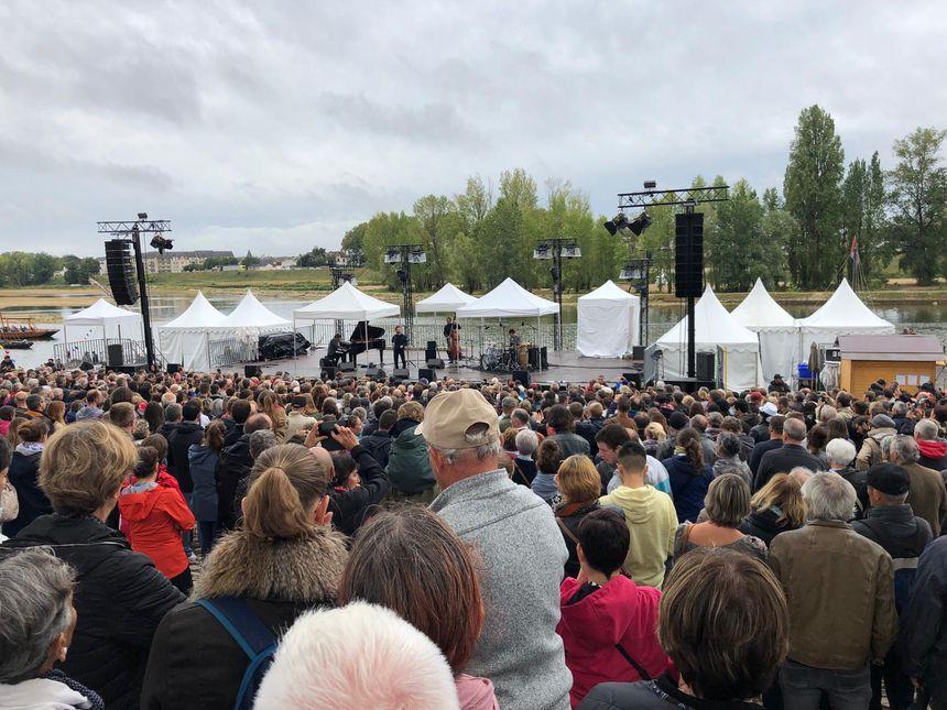 Carton plein pour Renan Luce pour refermer ce neuvième festival de Loire