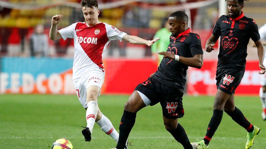 Monaco et Nice s'étaient quittés sur un score de parité la saison passée à Louis II (1-1)