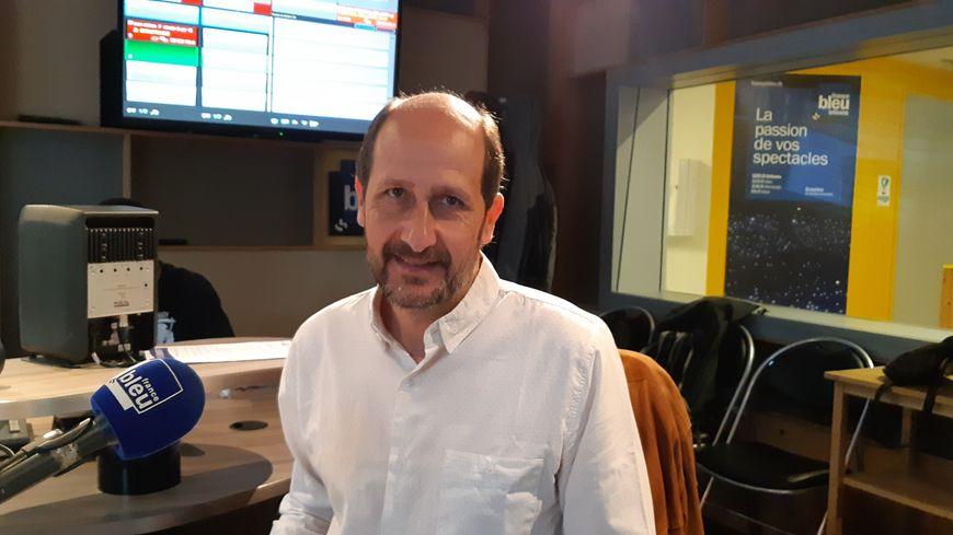 Thierry Soler élu Europe Ecologie au conseil départemental du Loiret