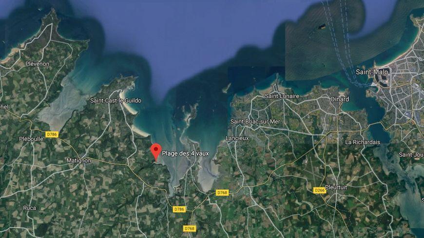 Le corps a été découvert le 18 septembre sur une plage de Saint-Cast-leGuildo