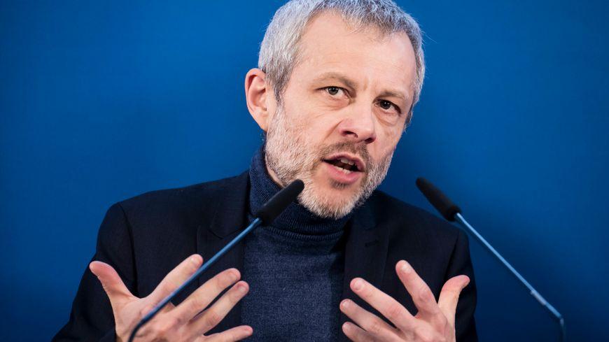 Pierre Mathiot, directeur de Sciences Po Lille, auteur de la réforme du bac