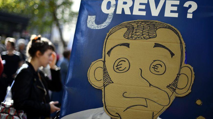 Plusieurs syndicats appellent à la grève pour protester contre la réforme des retraites