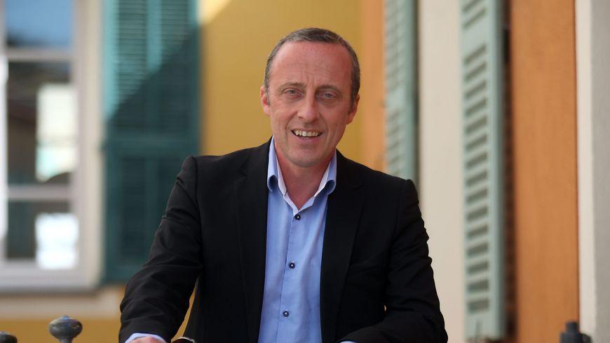 Christophe Trojani, maire de Villefranche-sur-Mer sera candidat à sa propre succession.