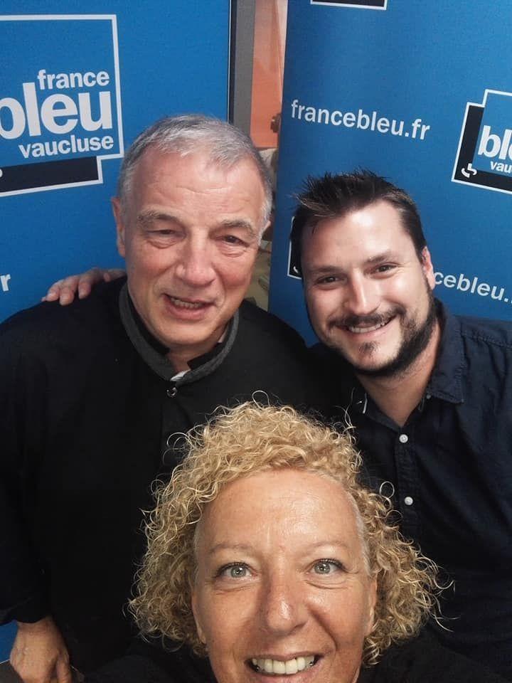 Jean-Marc Larrue et Gabriel Valverde