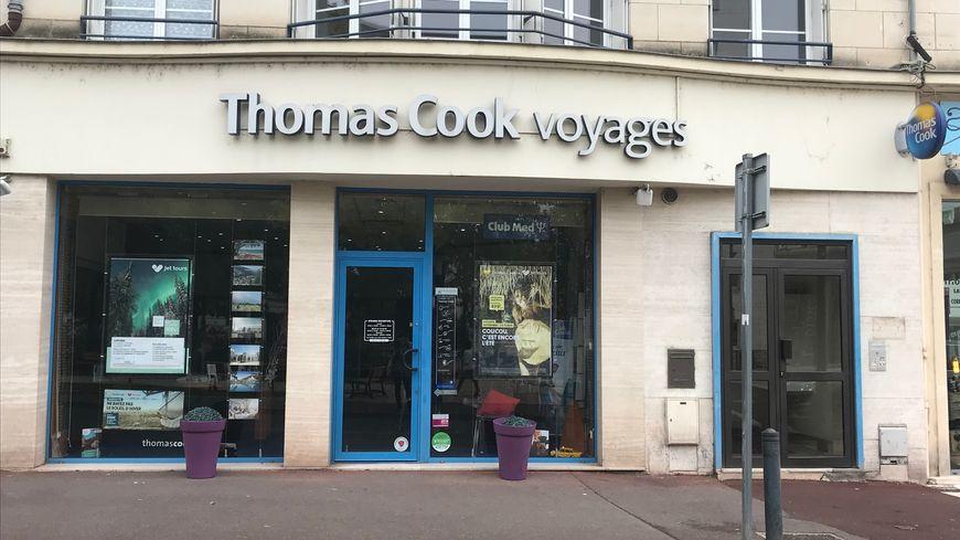 L'agence Thomas Cook de Périgueux, franchisée, ne sera pas impactée par la faillite du voyagiste britannique