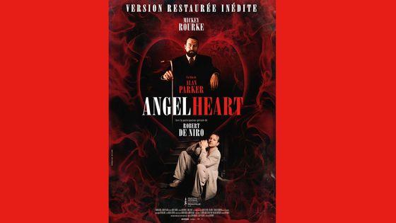 "Affiche ""Angel Heart"""