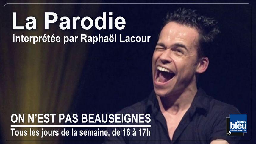 """La parodie de Pascal Obispo """"Lucie"""""""