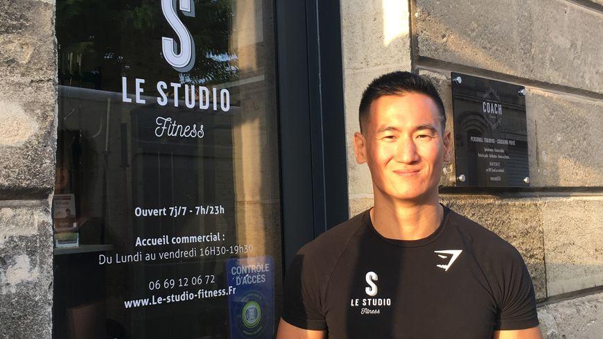 Nicolas, Le Studio Fitness
