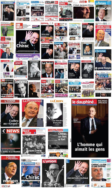 Les Unes de la presse régionale et nationale du vendredi 27 septembre.