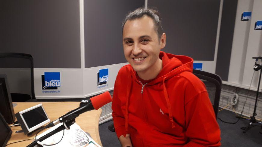 Benoît Lematelot, de la CGT-Cheminots en Limousin, invité de France Bleu Limousin