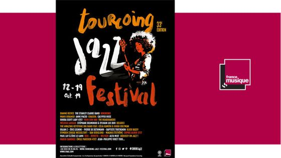 Tourcoing Jazz Festival 12-19 octobre 2019