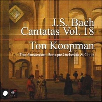 CD  Bach Cantatas Vol 18 / Koopman, Amsterdam Baroque