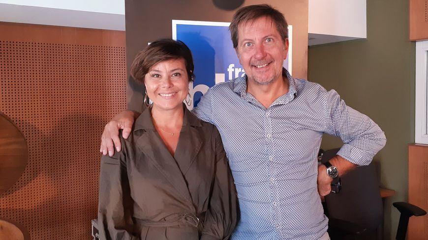 """Mounia Meddour  réalsatrice du film """"Papicha"""""""