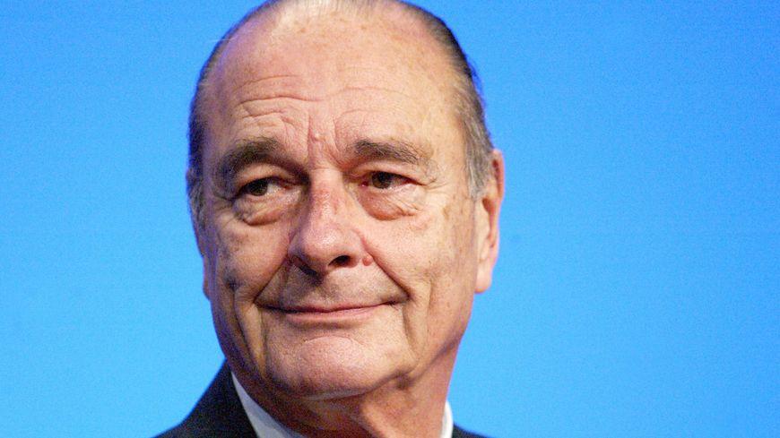 """""""Jacques Chirac était un humaniste qui pensait avant tout aux autres"""", se souvient l'ancien chef de file du RPR dans la Manche, Henri-Louis Védie"""