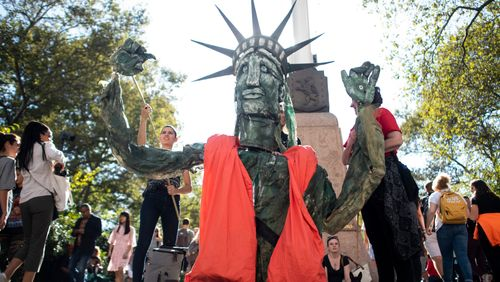 La jeunesse mondiale continue sa marche pour le climat