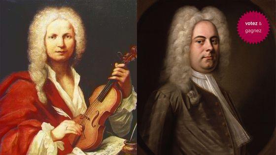 Quelles sont vos versions préférées de la Lucrezia de Haendel et du Cessate omai cessate de Vivaldi ?