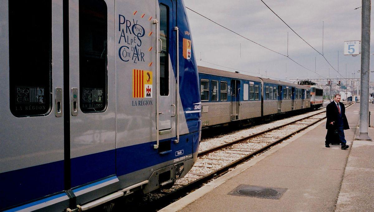 Grève des cheminots : des perturbations à prévoir sur les rails en PACA dès ce lundi soir 20h