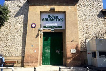 L'ancienne prison des Baumettes à Marseille ouvre ses portes au public pour quelques jours