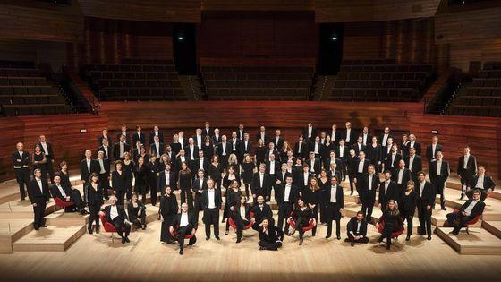 L'Orchestre National de France - Photo : Christophe Abramowitz