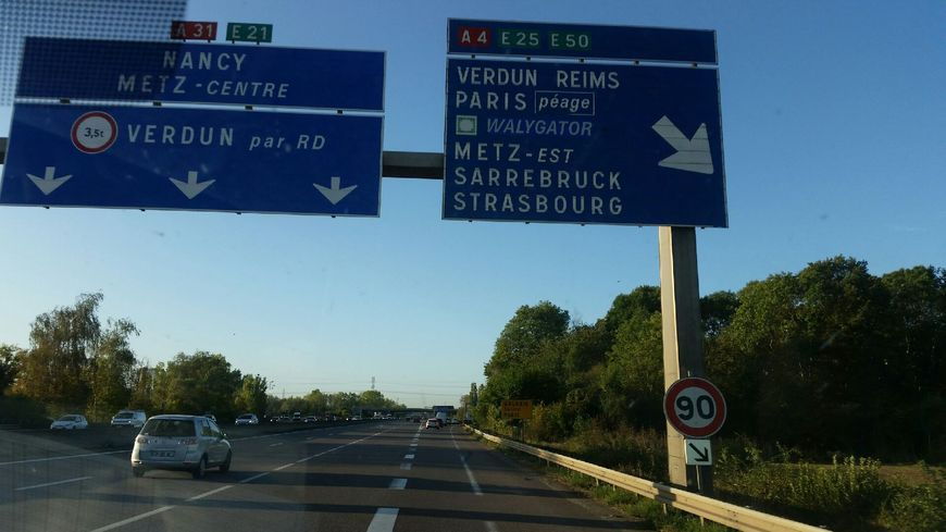L'autoroute A31