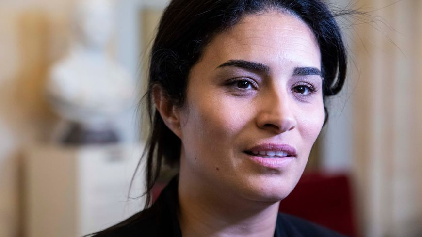 Sonia Krimi députée LREM de la Manche