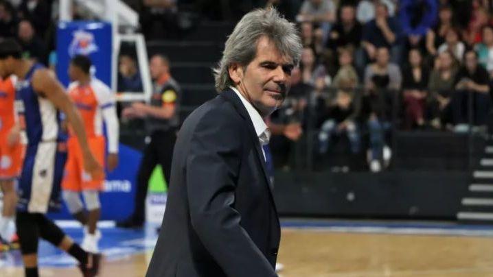 Claude Bergeaud directeur sportif du Boulazac Basket Dordogne