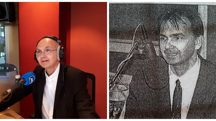 Denys Baudin, 30 ans au service de l'info à Radio France