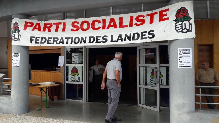La traditionnelle Fête de la rose de la Fédération socialiste des Landes à Mugron