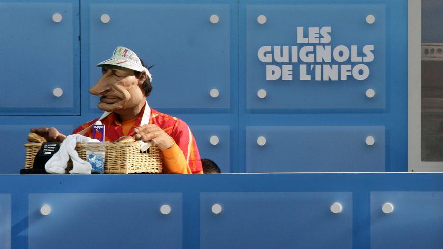 Sa marionnette a pris de l'ampleur au fur et à mesure que Jacques Chirac se rapprochait de l'élection présidentielle de 1995.