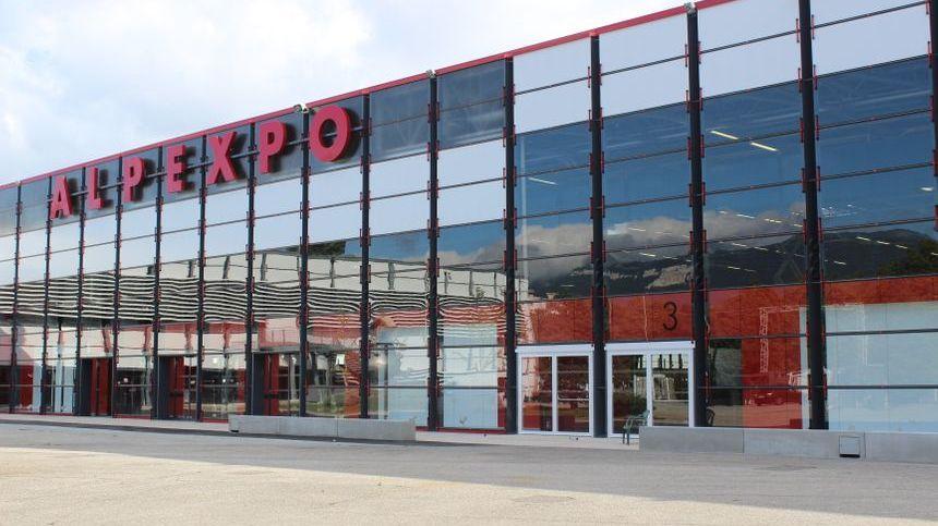 Alpexpo, au sud de Grenoble