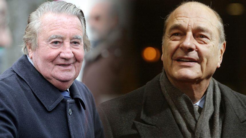 Jean-Pierre Soisson, ancien maire et député d'Auxerre a été secrétaire d'état de Jacques Chirac de 1974 à 1976.