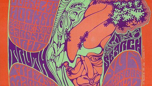 Explorations psychédéliques (2/4) : Les vertiges de l'esthétique psychédélique