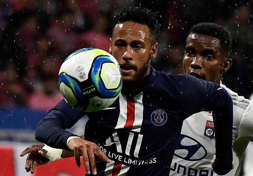 Neymar jouera contre le Stade de Reims ce mercredi au Parc des Princes.