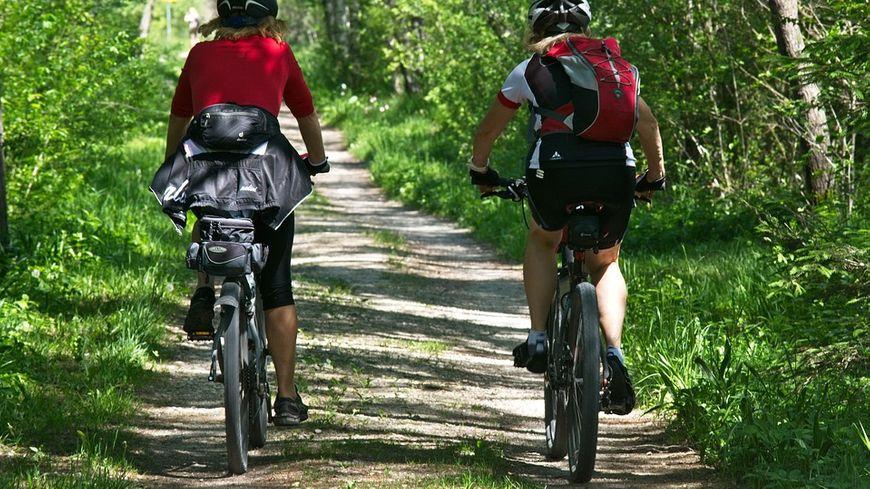 Le dimanche, c'est rando à vélo!