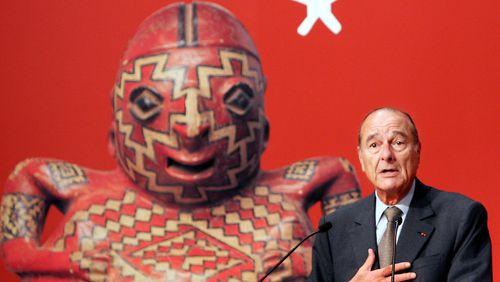 Jacques Chirac : l'homme de Culture