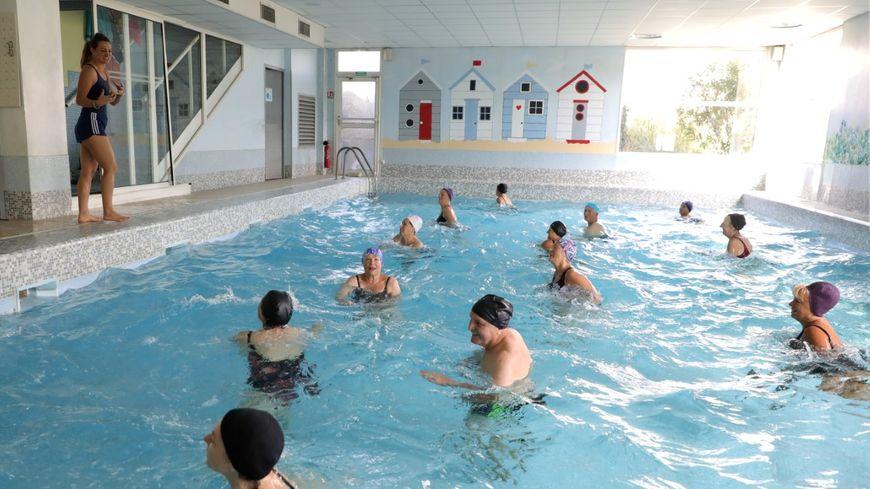 Le centre Ressource à Aix-en-Provence dispose d'une piscine et d'un hammam